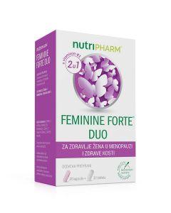 Nutripharm® Feminine Forte Duo