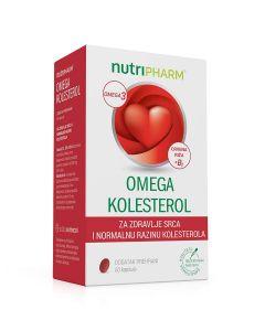 Nutripharm® Omega Kolesterol  60 kapsula