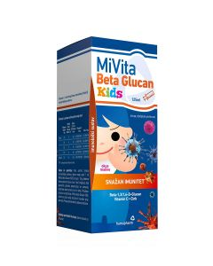 MiVita Beta Glucan Kids