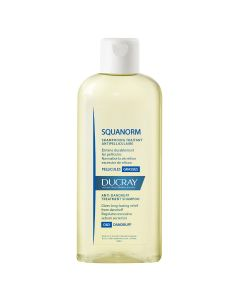 Ducray Squanorm šampon protiv masne prhuti 200 ml