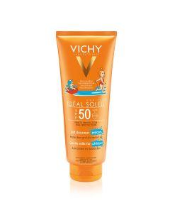 Vichy Ideal Soleil dječje mlijeko SPF 50+ veliko pakiranje