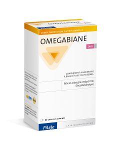 Pileje Omegabiane DHA  80 kapsula