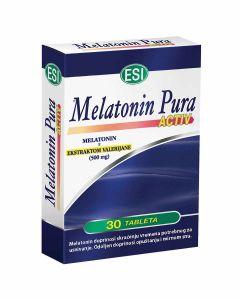 Esi Melatonin Pura ACTIV s ekstraktom valerijane tablete