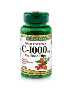 Nature'S bounty Vitamin C 1000 mg 60 tableta