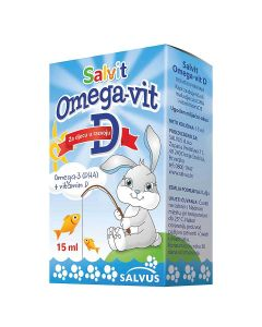 Salvit Omega-Vit D