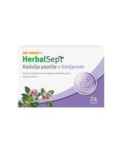 HerbalSept Kadulja pastile s timijanom