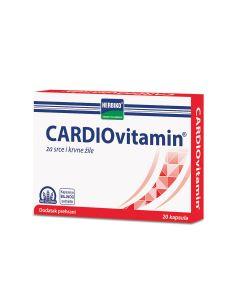 Cardiovitamin kapsule
