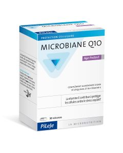 Pileje Microbiane Q10