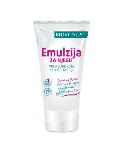 Biovitalis Emulzija za njegu vrlo suhe kože sklone atopiji 50 ml