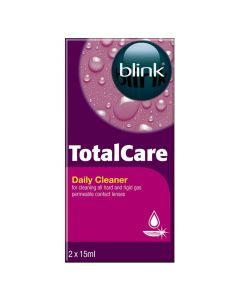 Blink Total Care otopina za kontaktne leće, 2 x 15 ml