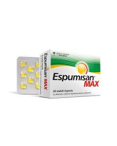 Espumisan MAX  140 mg, meke kapsule