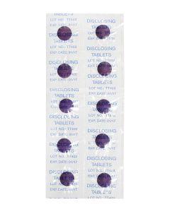Curaprox Plaquefinder tablete za dvobojno otkrivanje plaka