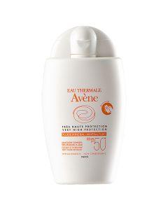 Eau Thermale Avène  Mineralni fluid SPF 50+