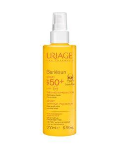 Uriage Bariesun SPF 50+ dječje mlijeko sprej