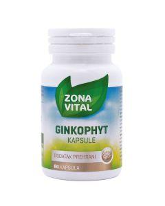 Zona Vital Ginkophyt kapsule 60 kapsula