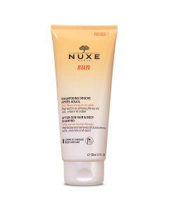 Nuxe šampon za tijelo i kosu poslije sunčanja