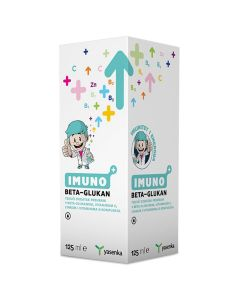 Yasenka Imuno beta glukan junior  125 ml