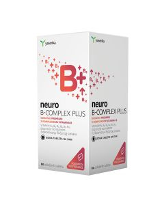 Yasenka Neuro B-complex  60 kapsula