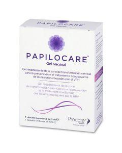 Papilocare gel za rodnicu 21 jednodozni aplikator od 5 ml