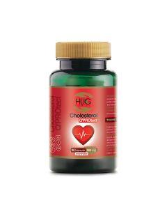 HUG Cholesterol QPROtect 30 kapsula