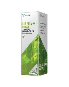 Yasenka Lenisal oral zeleni propolis sprej 30 ml