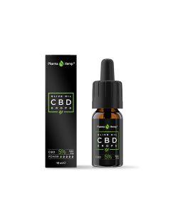 PharmaHemp CBD kapi 5%