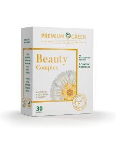 Premium Green Beauty complex