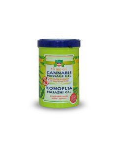 Herbal Therapy Konoplja masažni gel  380 ml