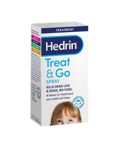 Hedrin Treat and Go Spray