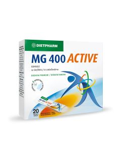 Dietpharm Mg 400 active