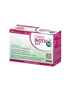 Omni Biotic 10 AAD, 20 vrećica