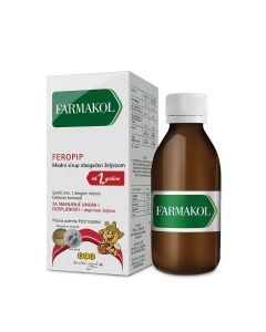 Pip Farmakol Feropip 150mL