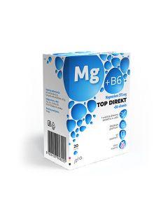 JGL Magnesium 375 mg Top Direkt + B6 vitamin