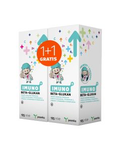 Yasenka Imuno beta glukan junior 1+1  125 ml