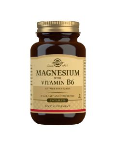 Solgar Magnezij s vitaminom B6