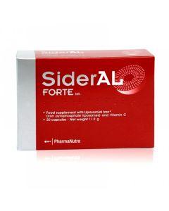 SiderAL® Forte Int 20 kapsula