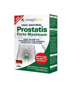 Pharmavital Prostatis forte Maximum