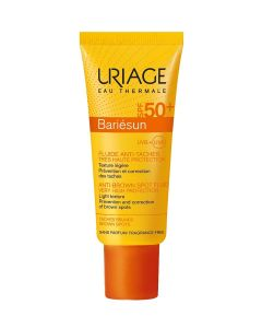 Uriage Bariesun SPF 50+ fluid protiv hiperpigmentacija  40 ml