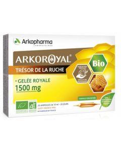Arkoroyal® Gelee Royale Bio 1500 mg 20 ampula