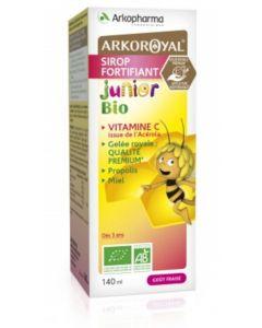 Arkoroyal® Sirup Fortifiant Bio bočica 140 ml