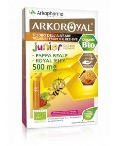 Arkoroyal® Junior Gelee Royale Bio 500 mg 20 plastičnih ampula