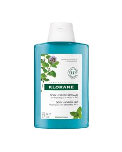 Klorane šampon s organskom vodenom metvicom