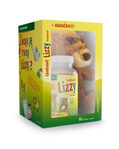 Dietpharm Lizzy centravit bomboni + igračka