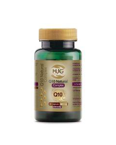HUG Q10 Natural Complex 30 kapsula