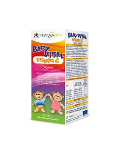 Pharmavital BabyVital Vitamin C 30 ml