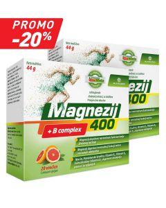 Magnezij+b complex promo pakiranje sniženo 20%