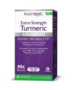 Natrol Turmeric-Kurkuma 60 kapsula