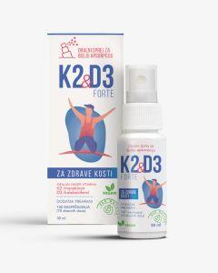 K2D3 u spreju  25 ml