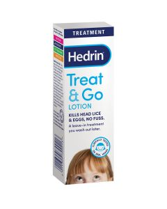 Hedrin Treat and Go Losion