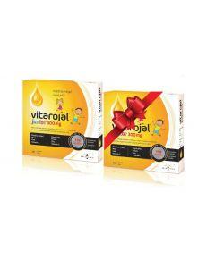APIPHARMA Vitarojal junior 300 mg 10+10 ampula